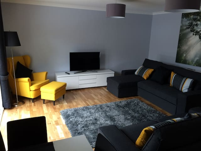 Two Bedroom Serviced Apartment (3) - East Kilbride - Apartment