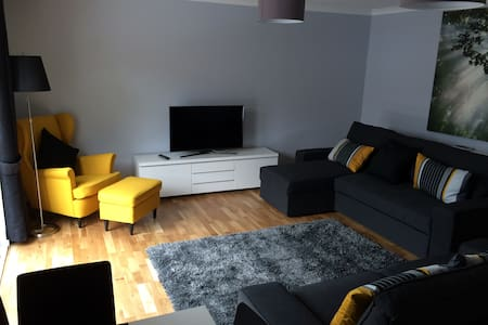 Two Bedroom Serviced Apartment (3) - East Kilbride
