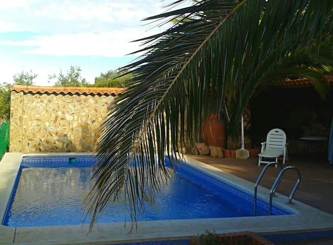 5 Habitaciones en Córdoba Andalucía - Villaharta - Huis