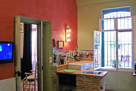 Appartement indépendant Torreilles - Torreilles - Wohnung