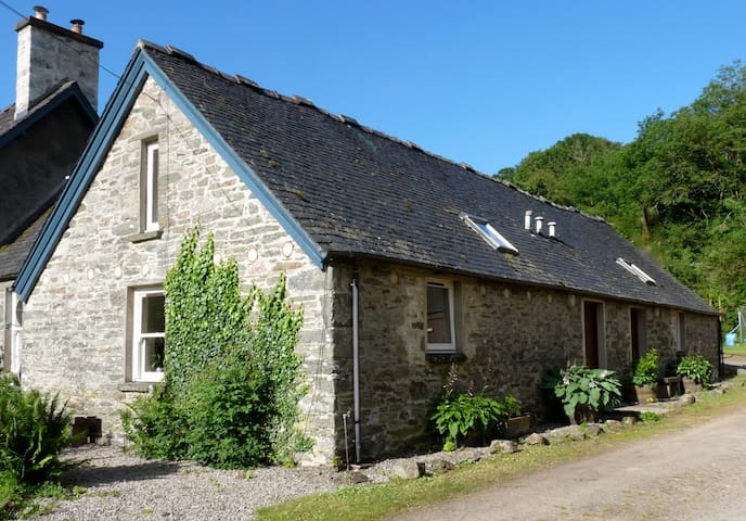 Byre Cottage - Privacy and Comfort