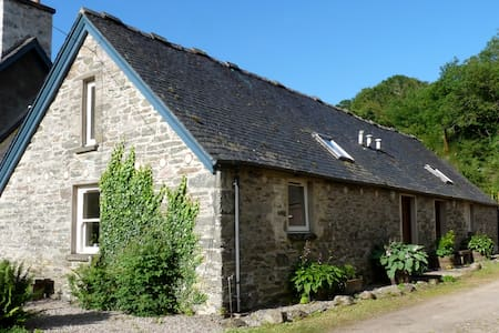 Byre Cottage - Privacy and Comfort - Lochgilphead