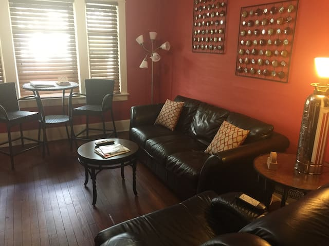Newly Remodeled Lower 10 min. South of Downtown! - Buffalo - Apartment