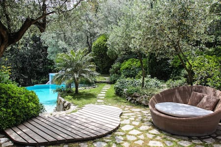 Torre d'Alba - Villa with pool and sea view - Sorrento