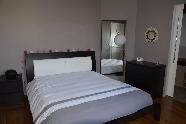 Chambre 1- Suite