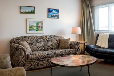 Fully furnished Apartment/Suite next to Airport - Montreal (Dorval) - Flat