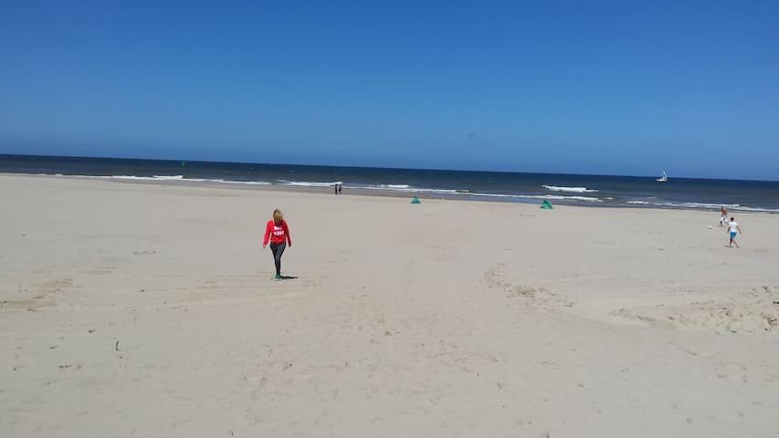 Heerlijk huis bij strand en duin - Castricum - Haus