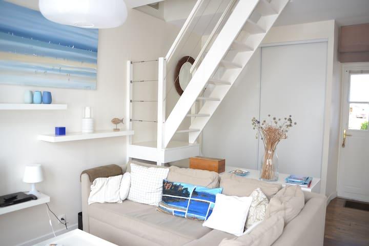 Charmante maison à 150m de la plage - Dinard - House