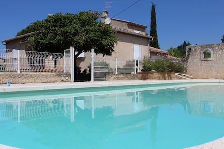 maison avec piscine Avignon - アヴィニョン - 一軒家