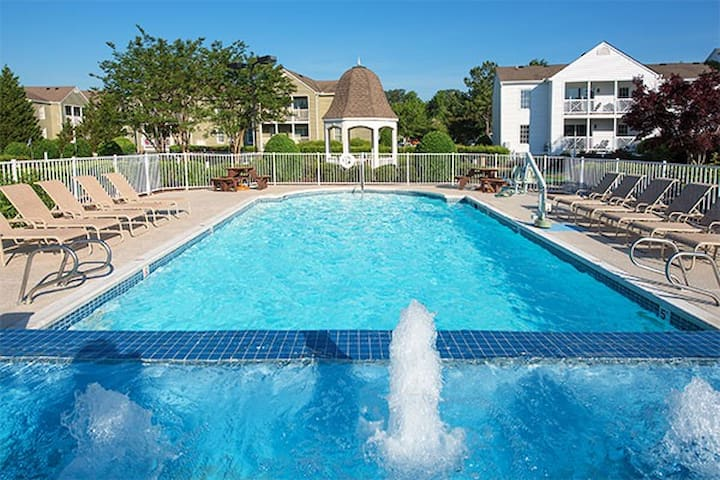 2BD/2BA ❤️Wyndham Kingsgate❤️ Williamsburg Retreat
