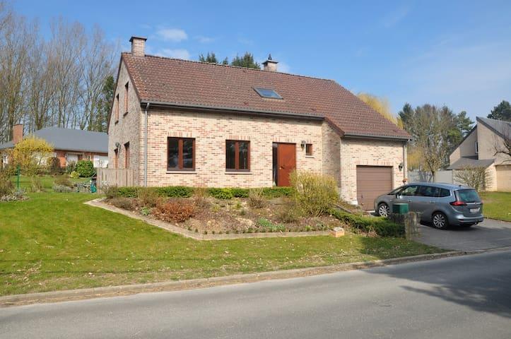 Villa Émile - Lillois-Witterzée