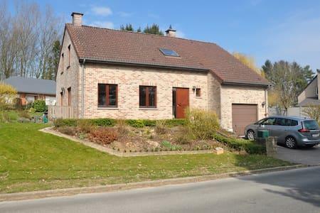 Villa Émile - Lillois-Witterzée - 一軒家