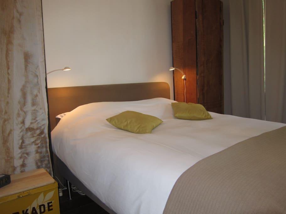 Indulge hotel quality ben linen.
