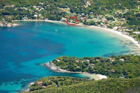 Isola d'ELBA a 5' dal mare a piedi - Procchio - Flat