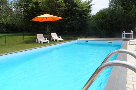 NEW!Villa with private swimmingpool - Lahitte-Toupière - Dom