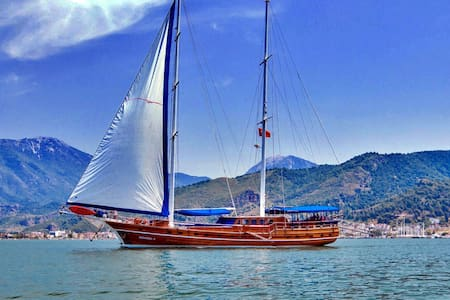High-end private yacht in Kekova - Kaş