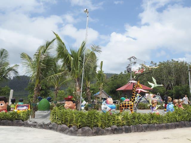 Chom View Resort, Mountain View - Krabi - ที่พักพร้อมอาหารเช้า
