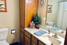 Sparkling Clean Private Bathroom