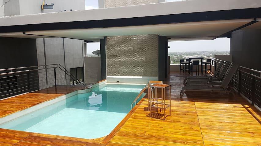 Beautiful loft luxury merida north diamond zone