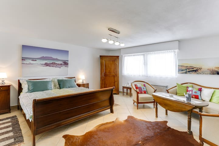 Appartement avec vue et tranquillité