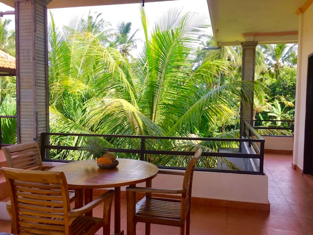 #5studio - shuttle, breakfast, fast internet, view - Ubud - Apartamento
