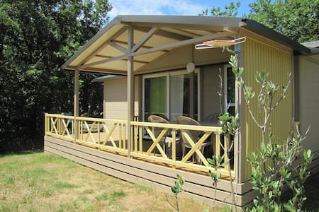 Chalet 35 m2 3 chambres - Chalet