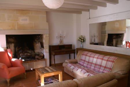 Charmant Cottage entre Angers et Saumur - Blaison-Gohier