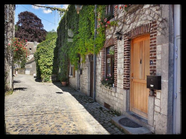 La Goutte à Durbuy in the medieval centre - Durbuy - Casa