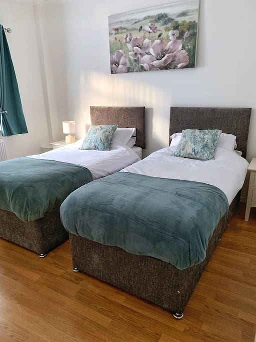2 Single bed Option