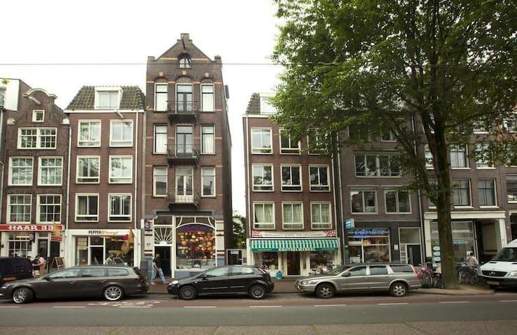 Amsterdam Center Beautiful Flat