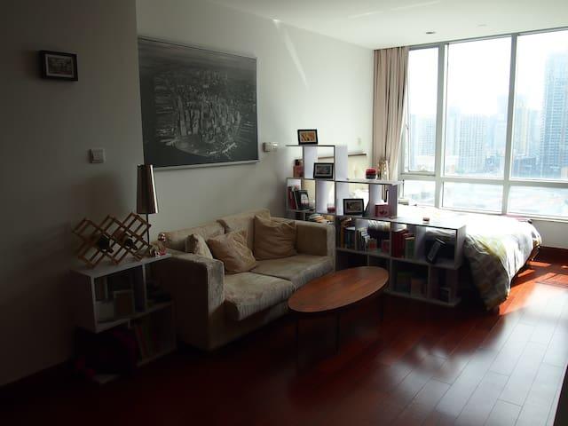 Modern flat with Bund view-Shanghai - Shanghai - Byt