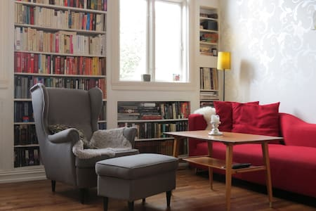Cool apartment in trendy area - Oslo - Appartement