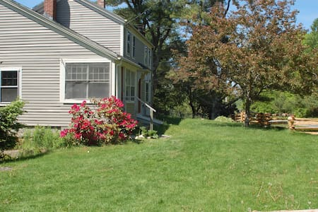 Renovated 1865 Farm House - Lincolnville