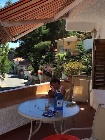 Very nice apartment near Valencia - Urbanización Monte Picayo - Lägenhet