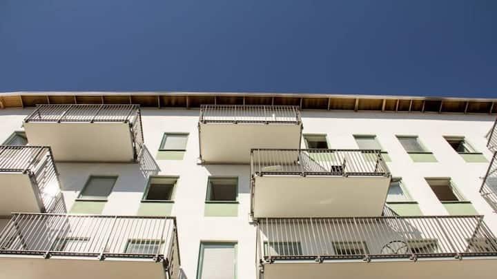 2 rooms + balcony in Gränby