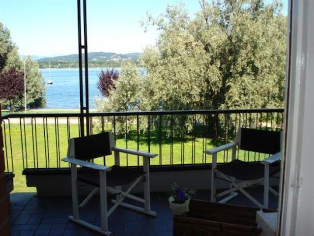 Appartamento fronte Lago Maggiore - Arona - Apartemen