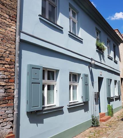 Gemütliche Altbauwohnung im Herzen der Altstadt