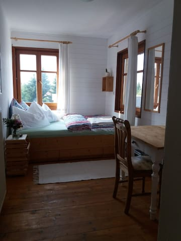 Dornbirn: Bright Room - Nice House - Great few