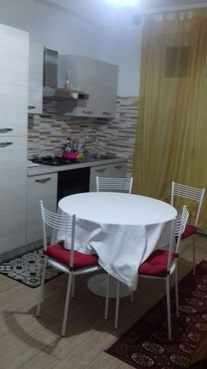 Affitto appartamento bilocale in via Puglia 60 SBT
