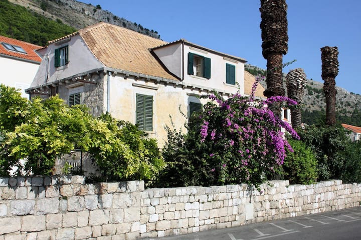 Our family house, Old traditional Dubrovnik house