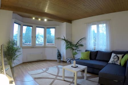 friendly 3.5 room appartment max6P - Wettingen - Apartment