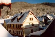 """Ferienwohnung """"Mönch"""" in Ilfeld der Perle des Südharzes"""