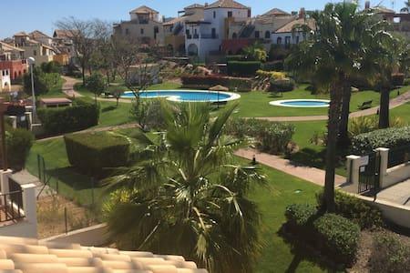 Chalet con piscina - Campo de golf - Ayamonte - Haus