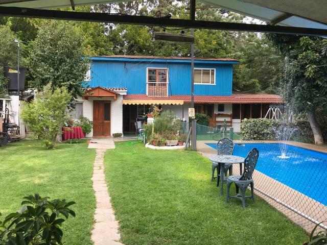 Olmue inolvidable en la casa de Celia - Olmué - Casa