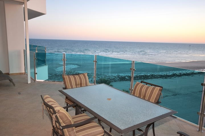Crystal Blue Oceanfront Twin Condos