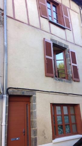 Maison Centre ville Aurillac idéal pour festival