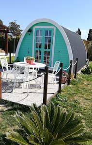 sardegna bungalow con splendida vista sull'Asinara