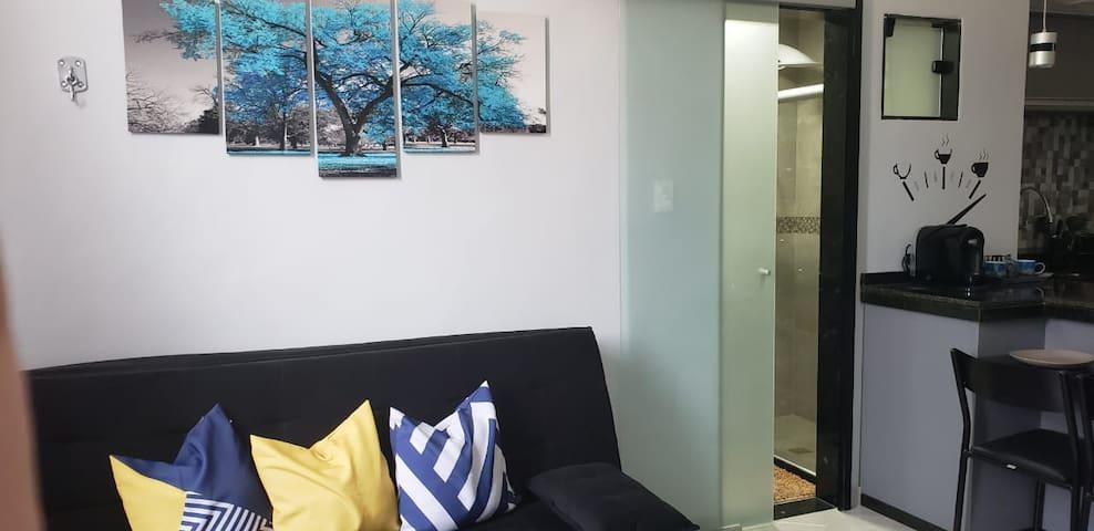 Unmissable! New and cozy loft - Zona Sul RJ