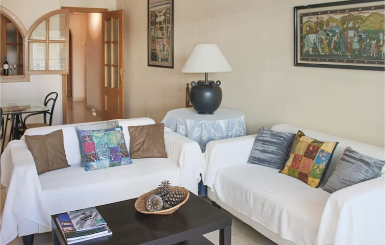 Holiday apartment with 2 bedrooms on 80m² in Marbella