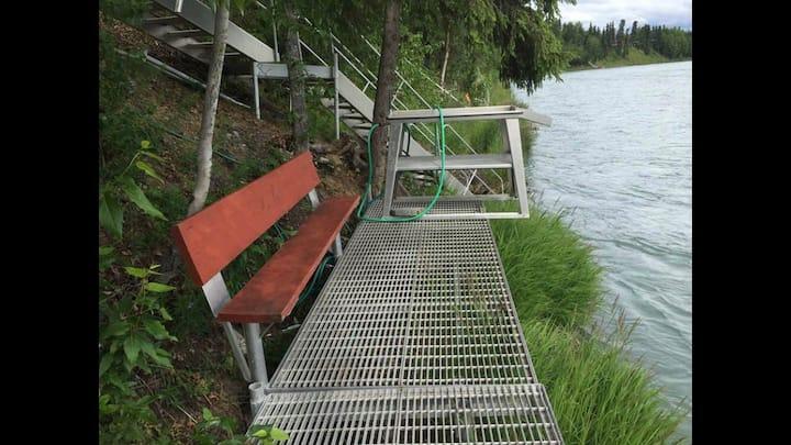 NON-combat zone fishing on the Kenai